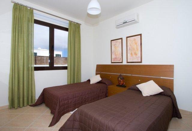 Villa Buganvillas - slaapkamer