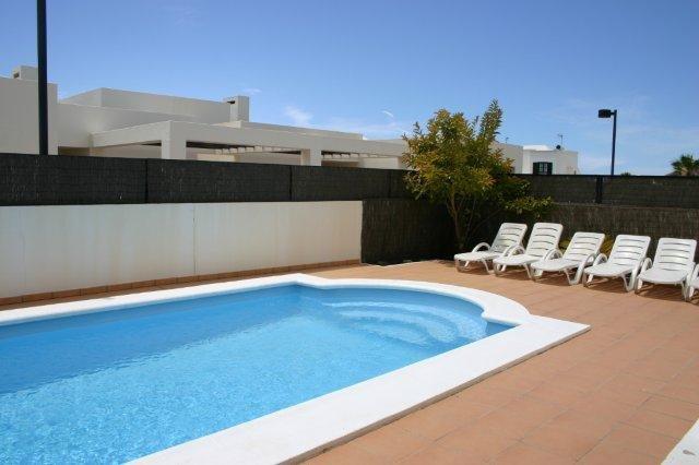 Villa Buganvillas - zwembad