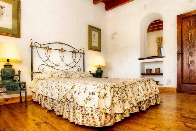 Casita Los Olivos - slaapkamer