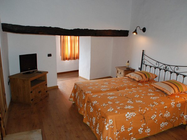 Hotel Rural Bentor - hotelkamer