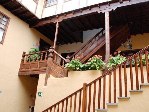 Hotel Rural Bentor - trappenhuis