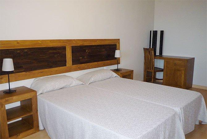 Appartementen San Diego - slaapkamer