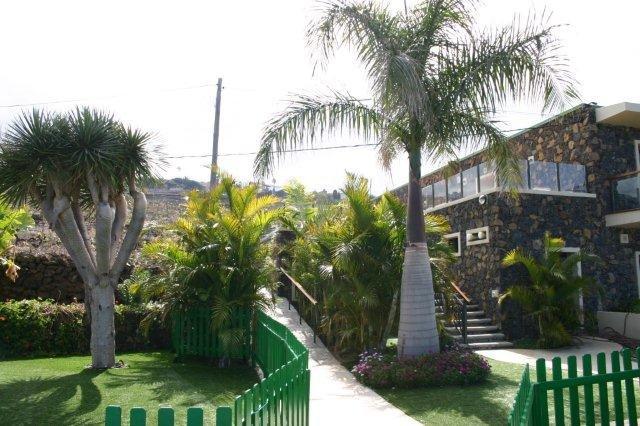 Appartementen San Diego - tuin
