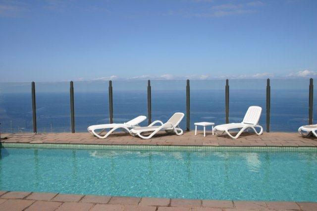 Appartementen San Diego - zwembad