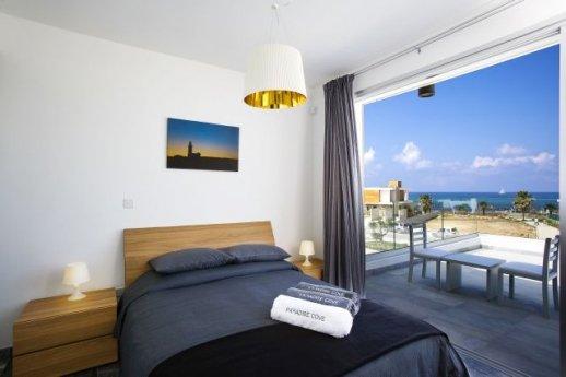 Villa Paradise Cove - slaapkamer