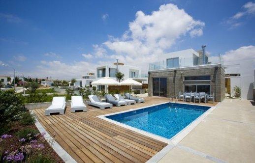 Villa Paradise Cove - tuin