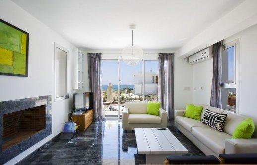 Villa Paradise Cove - woonkamer