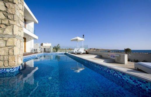 Villa Paradise Cove - zwembad