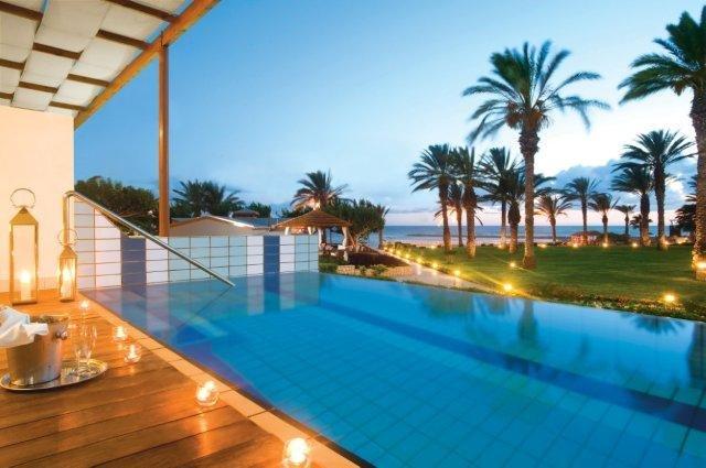 Hotel Asimina suites - privé zwembad