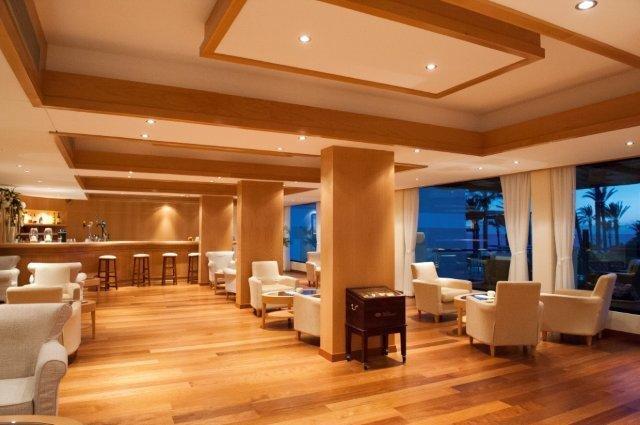 Hotel Asimina suites - bar