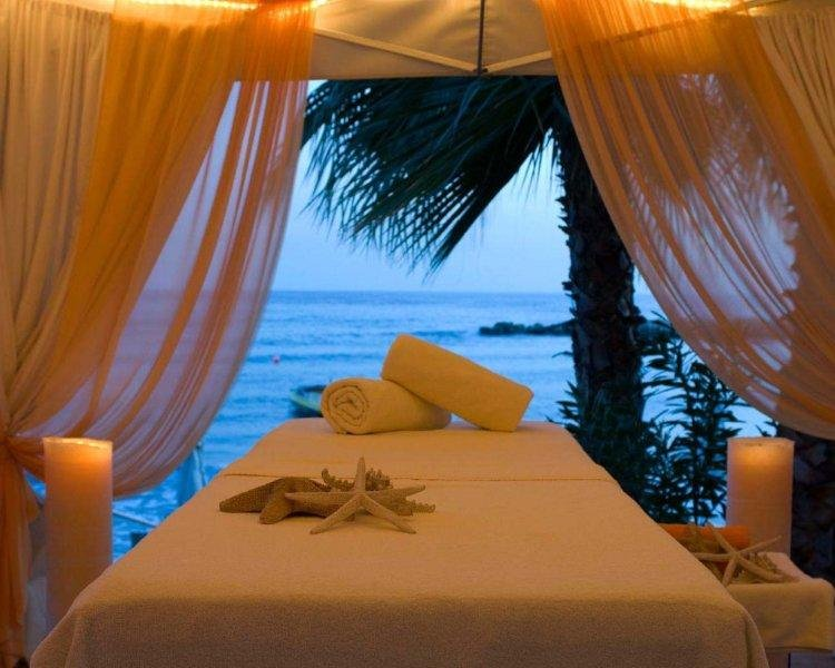 Hotel Londa - massagetent