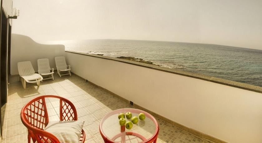 Casa Oceano ll - balkon