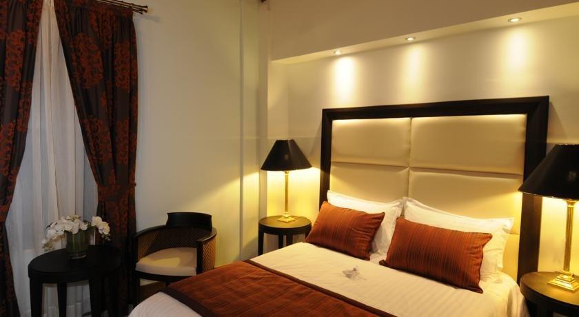 Hotel The Library - hotelkamer