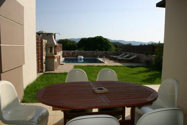 Villa Ossiano - terras