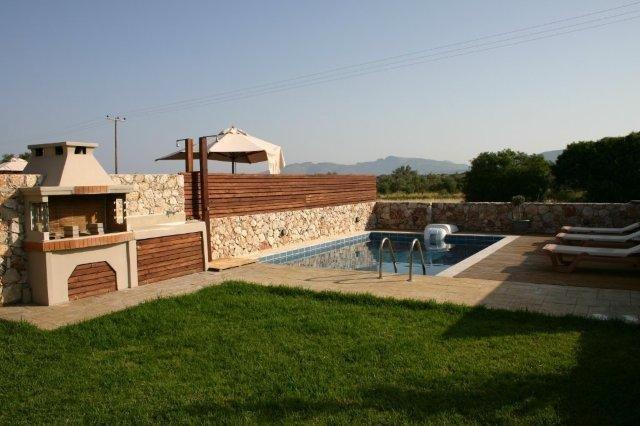Villa Ossiano - tuin