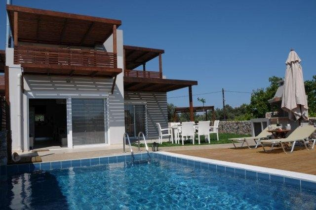 Villa Ossiano - zwembad