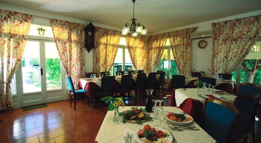 Hotel Case di Latomie - eetzaal