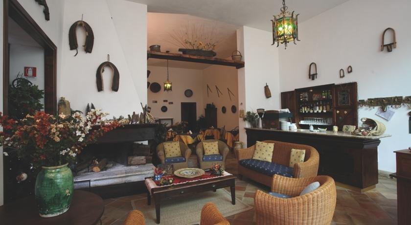 Hotel Case di Latomie - lounge