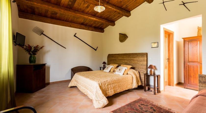 Hotel Case di Latomie - hotelkamer