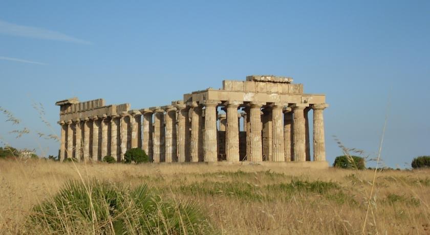 Hotel Case di Latomie - akropolis