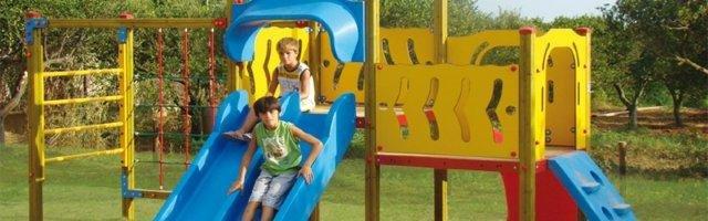 Hotel Case di Latomie - speeltuin