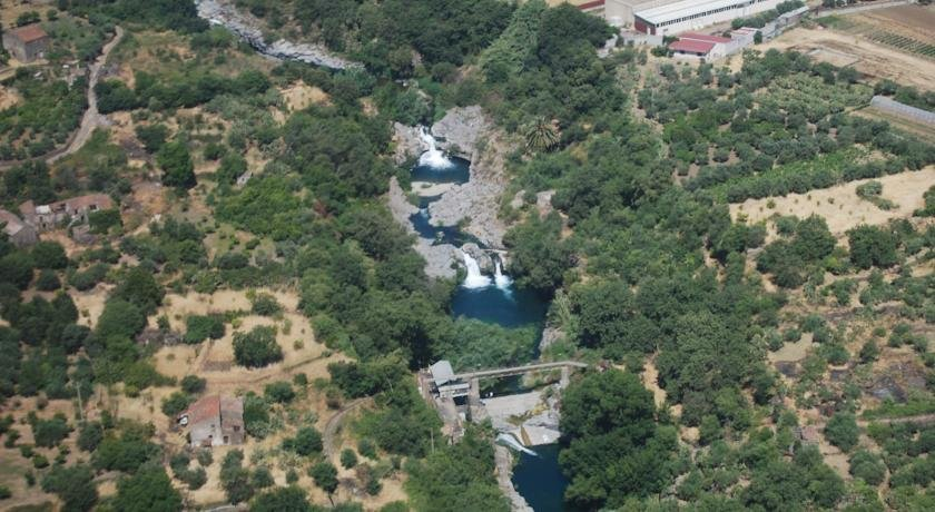 Hotel Edone - Alcantara rivier