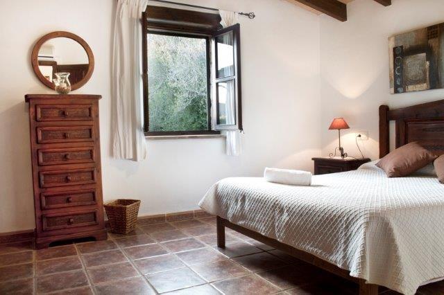 Villa Can Just - slaapkamer 1