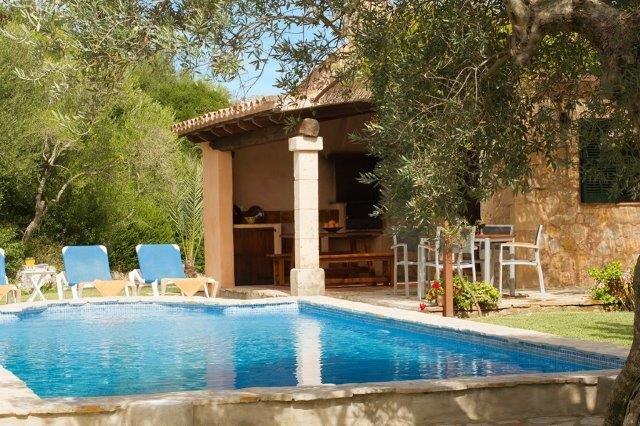 Villa Can Just - zwembad