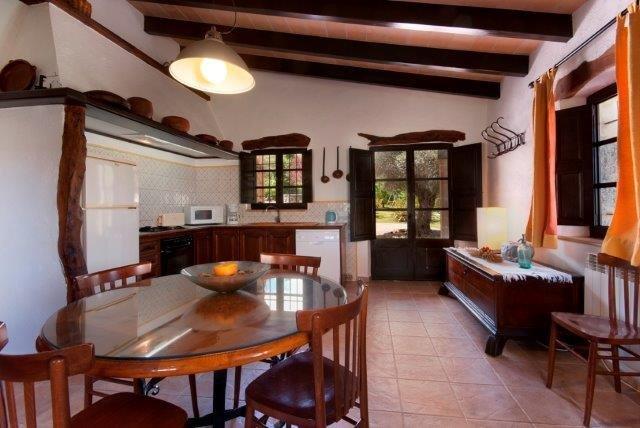 Villa Coster de Puig - keuken