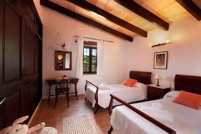 Villa Coster de Puig - slaapkamer 2