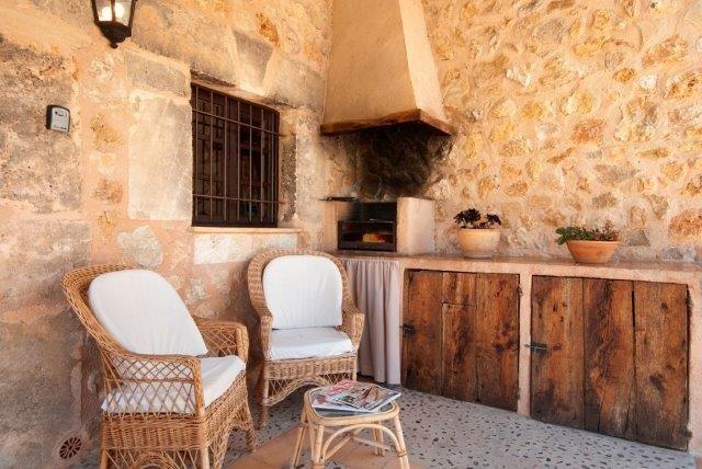 Villa Coster de Puig - buitenkeuken