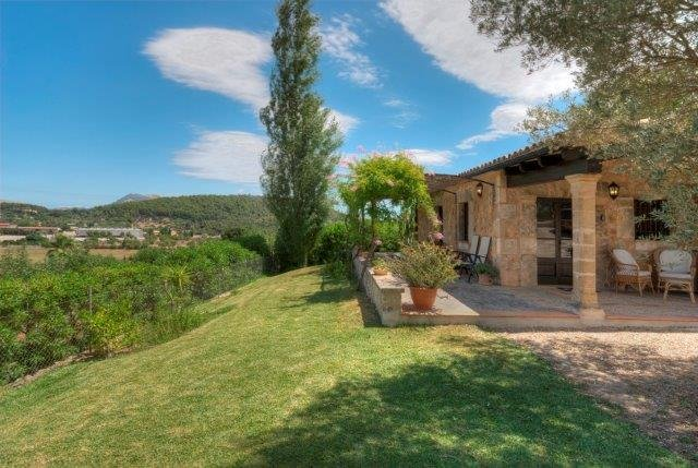 Villa Coster de Puig - tuin/uitzicht