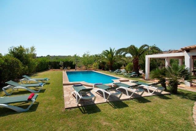 Villa El Pontarro - zwembad