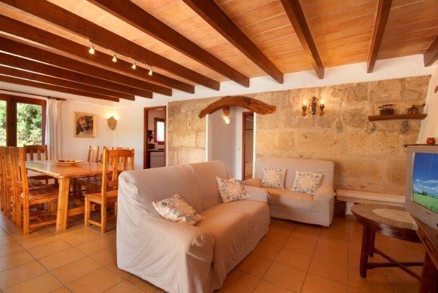 Villa El Pontarro - woonkamer