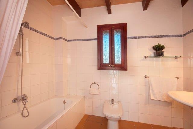 Villa El Pontarro - badkamer 3