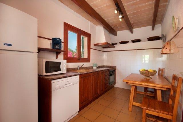 Villa El Pontarro - keuken