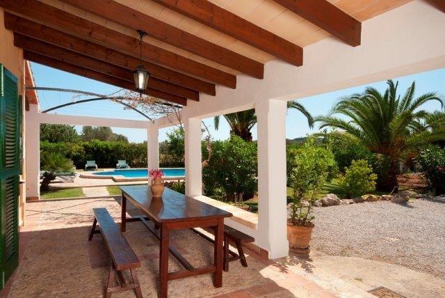 Villa El Pontarro - terras
