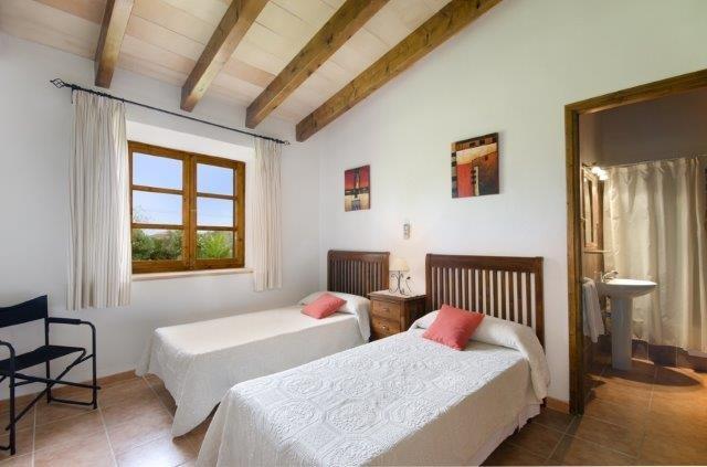 Villa Can Daniel - slaapkamer