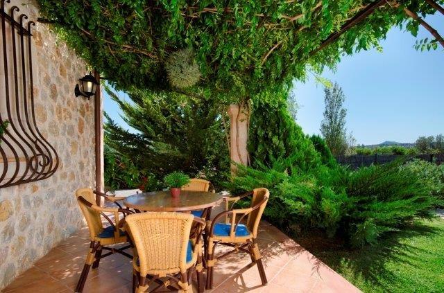 Villa Can Daniel - terras