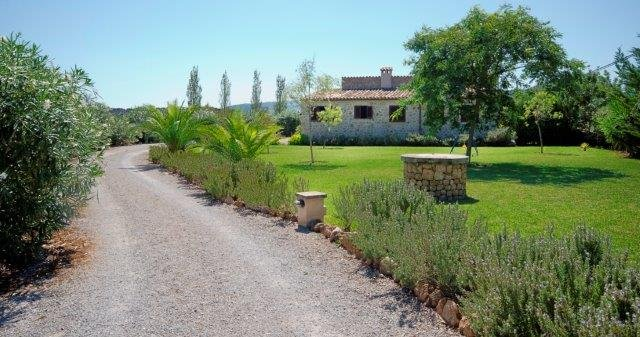Villa Can Daniel - aankomst