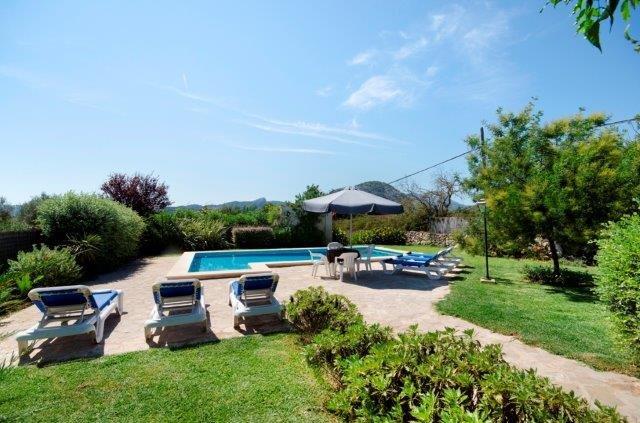 Villa Can Daniel - zwembad