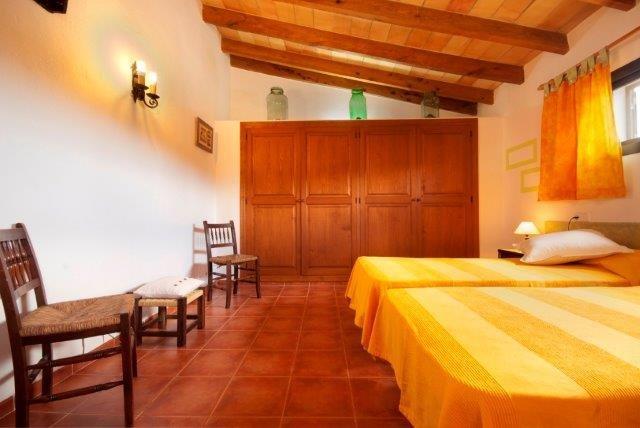 Villa Can Pedro - slaapkamer