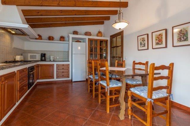 Villa Encis - keuken
