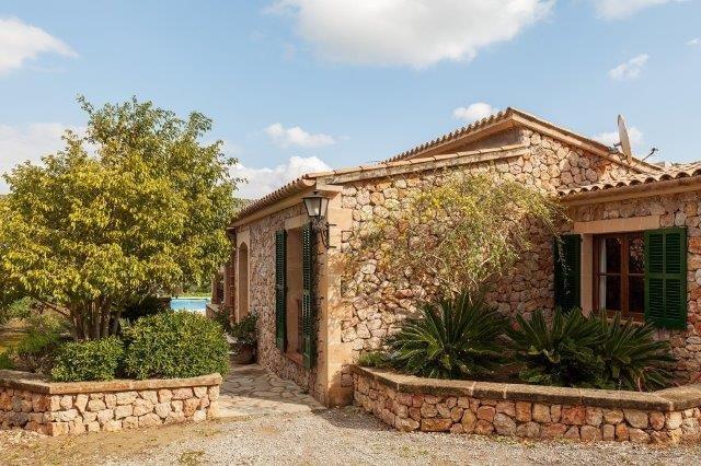Villa Encis - tuin