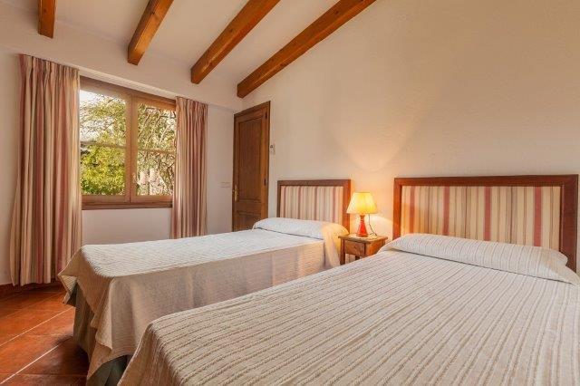 Villa Encis - slaapkamer