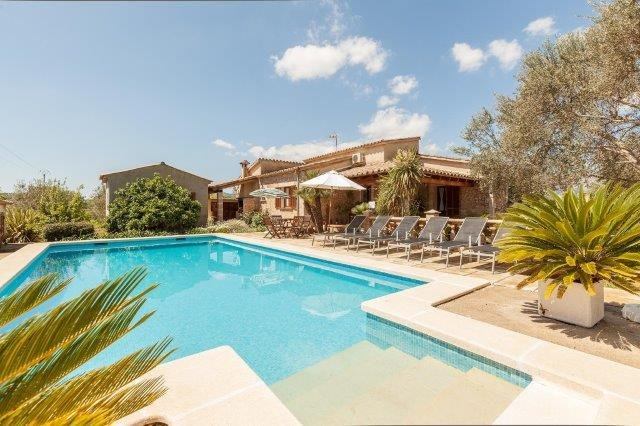 Bijzondere accommodaties Villa Magdalena in Port Pollença (Mallorca, Spanje)