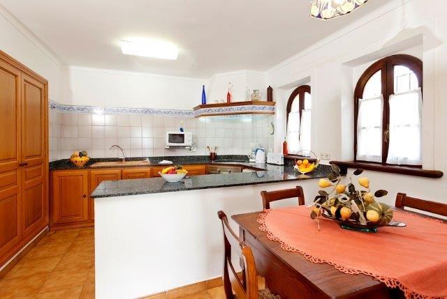 Villa Magdalena - keuken