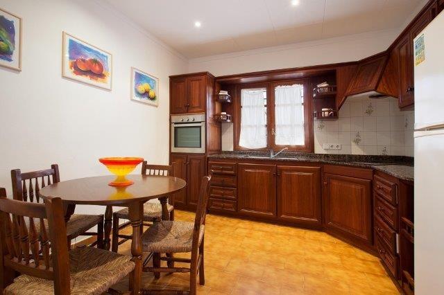 Villa Tofol - keuken
