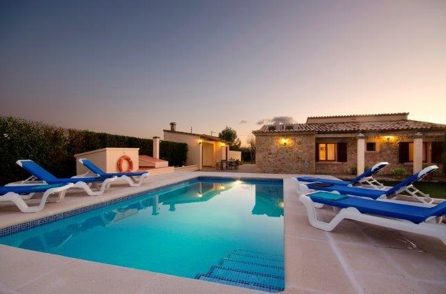 Villa Tofol - zwembad