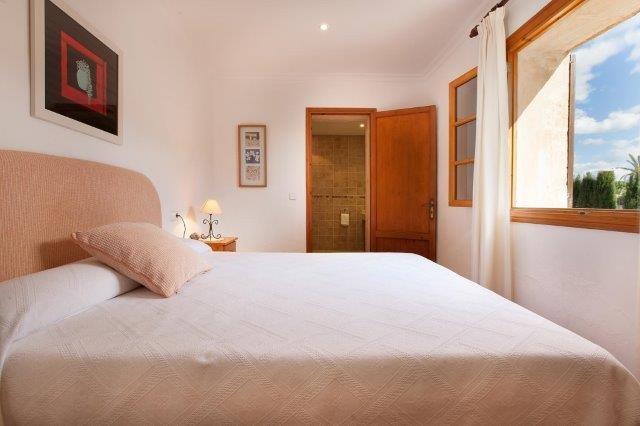 Villa Tofol - slaapkamer